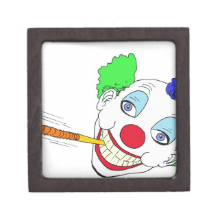 Happy Birthday Clown Premium Trinket Boxes