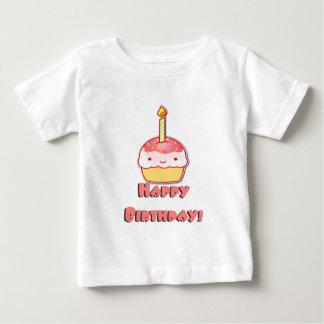 Happy Birthday Cupcake Baby T-Shirt
