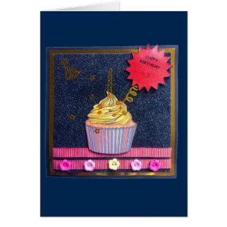Happy Birthday, Cupcake Card