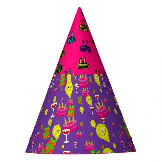 Happy Birthday Custom Party Hat