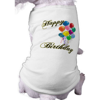 Happy Birthday - Customize Tee