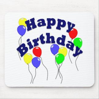 Happy Birthday - D2 Mouse Pad