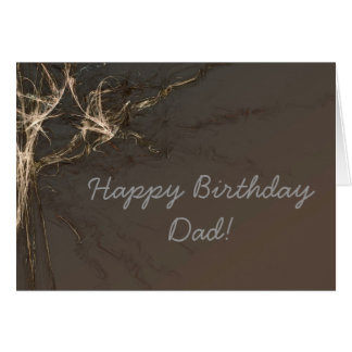 Happy Birthday, Dad! Card
