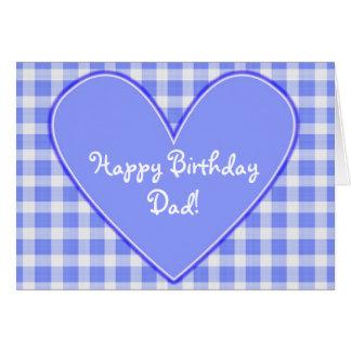 Happy Birthday Dad! Card