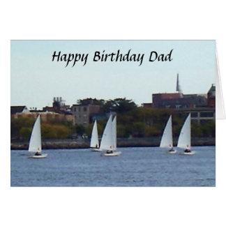 HAPPY BIRTHDAY DAD-U DESERVE THE VERY BEST CARD