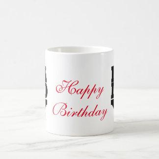 Happy birthday daddy coffee mug
