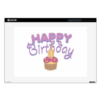 Happy Birthday Decals For Laptops