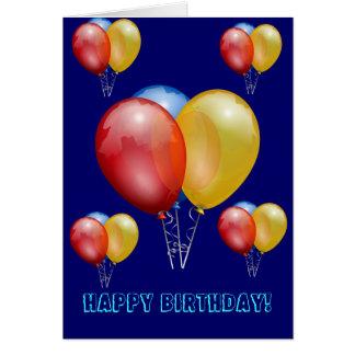 Happy Birthday Destiny Gifts Card