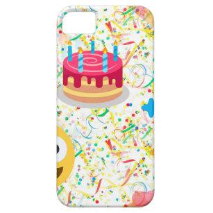 Happy Birthday Emoji IPhone SE 5 5s Case
