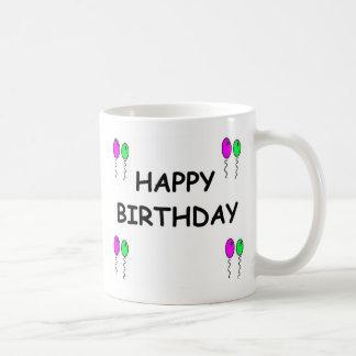HAPPY BIRTHDAY EVERONE HERE, HAPPY BIRTHDAY IGU... COFFEE MUG