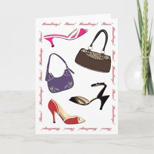 Happy Birthday Fashion Greeting Card Zazzle