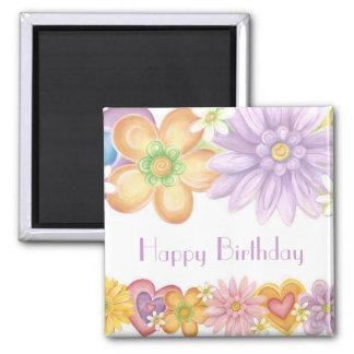 Happy Birthday forever 1 Magnet