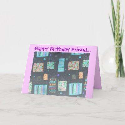 happy birthday friend images. Happy Birthday Friend.