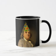Happy Birthday  From Ben Franklin Mug