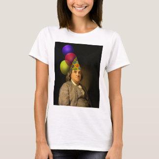 Happy Birthday from Ben Franklin T-Shirt