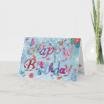 """Happy Birthday Funny Letters 