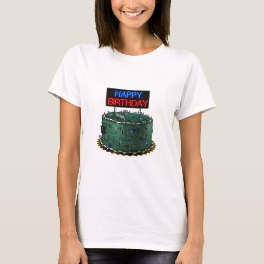 Happy Birthday, Geek T-Shirt