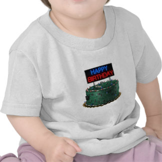 Happy Birthday, Geek T Shirts