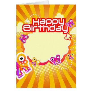 Happy Birthday-general Card