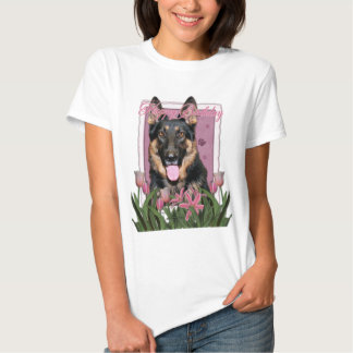 Happy Birthday - German Shepherd - Kuno Tshirt