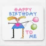 Happy Birthday Gift Mouse Pad