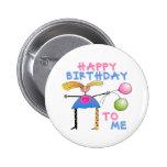 Happy Birthday Gift Pin
