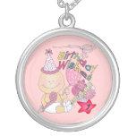 Happy Birthday Girl wishes 1 Year Old Custom Jewelry