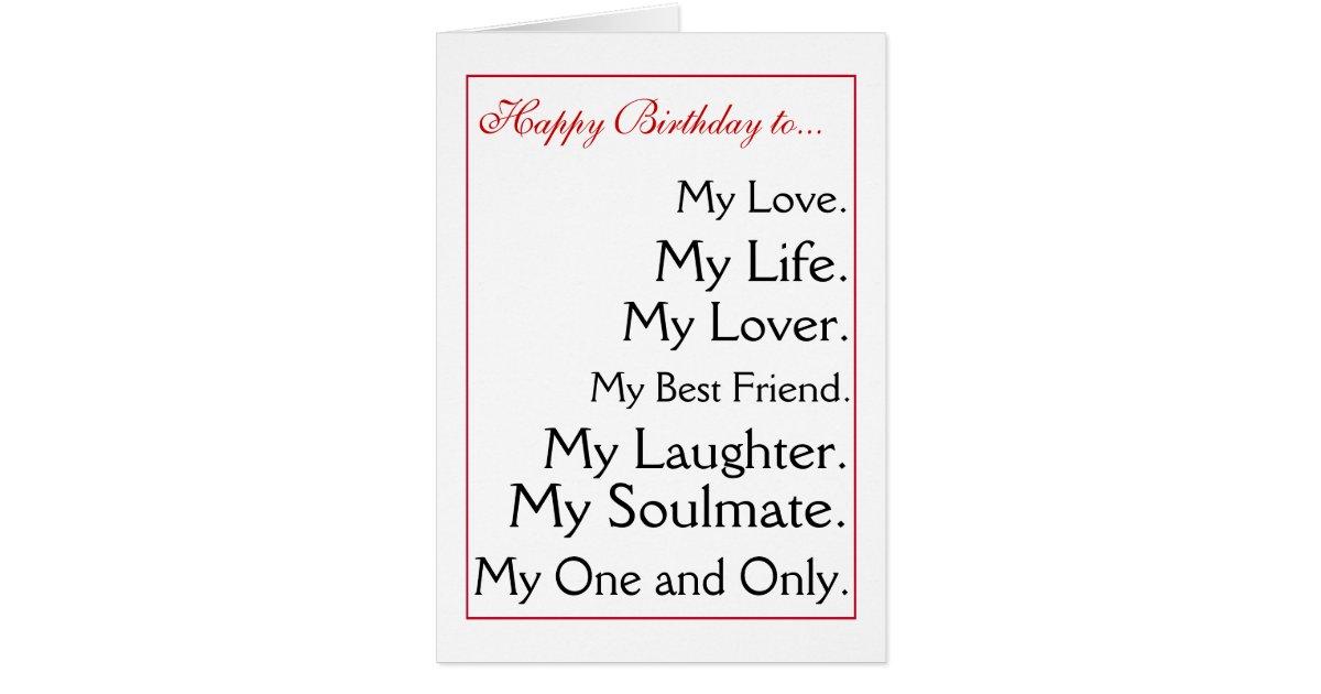 Husband Greeting Cards – Husband Birthday Wishes Greetings