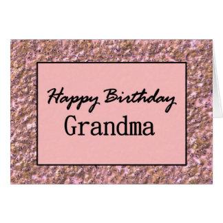 happy birthday grandma cards  zazzle, Birthday card