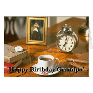Happy Birthday Grandpa 1 Card
