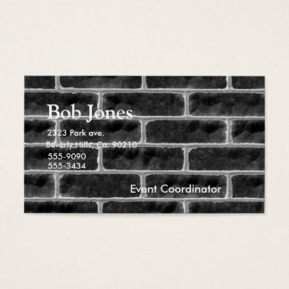 Happy Birthday Grunge Graffiti Set Business Card