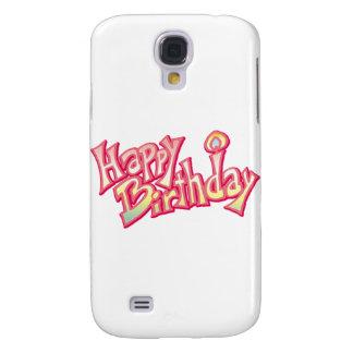 Happy Birthday Happy anniversary Galaxy S4 Case