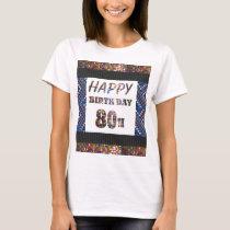 HAPPY BIRTHDAY HappyBirthday Tshirts