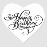 """Happy Birthday Heart Sticker<br><div class=""""desc"""">Happy Birthday, Collection 1. - Happy Birthday Stickers for your Friend's Birthday. - A special touch for Friends & Family by sharing Birthday Stickers them. - Decorate tablecloths, treat bags and napkins with them. - Send Happy Birthday wishes or Birthday greetings with these stickers. - Happy Birthday, Card Stickers, add...</div>"""