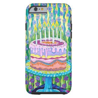 Happy Birthday iphone case. Tough iPhone 6 Case