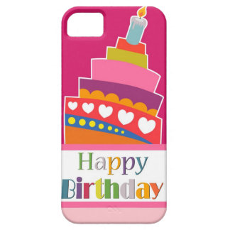 Happy Birthday iPhone SE/5/5s Case