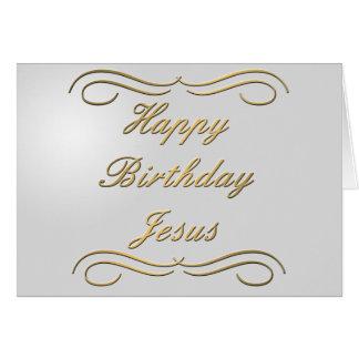 Happy birthday jesus christmas cards greeting photo cards zazzle happy birthday jesus card bookmarktalkfo Gallery