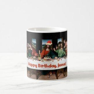 Happy Birthday, Jesus! Coffee Mug