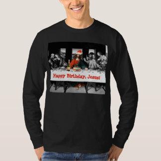 Happy Birthday, Jesus! Funny Christmas T-Shirt