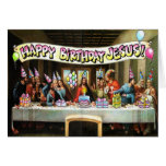 Happy Birthday Jesus! Greeting Card