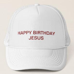 Happy Birthday Jesus Hat