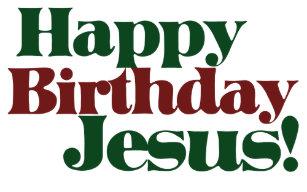 Happy Birthday Jesus Its Christmas Trucker Hat