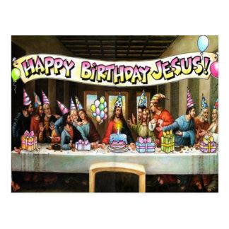 Happy Birthday, Jesus! Post Cards