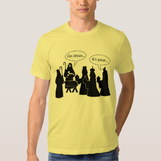Happy Birthday, Jesus T-shirt