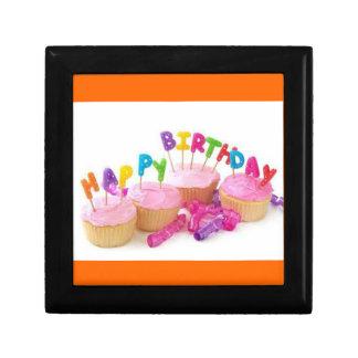 Happy Birthday Jewelry Box