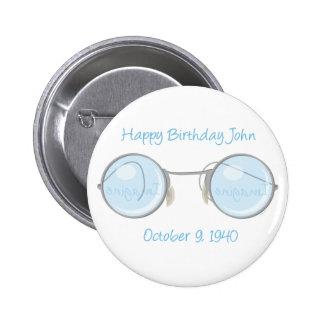 Happy Birthday John Pins