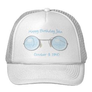 Happy Birthday John Trucker Hat