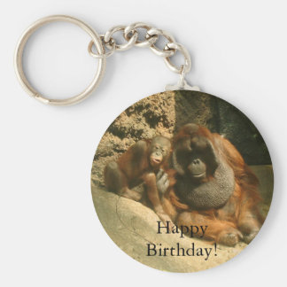 Happy Birthday! Keychain