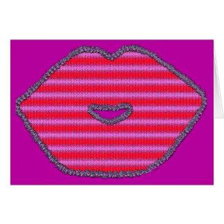 Happy Birthday Kiss IOU Birthday wishes Card