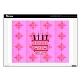 Happy Birthday Laptop Decal